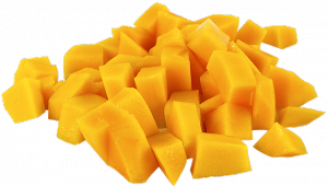 mango for an easy smoothie rercipe