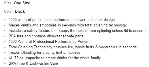 ninja-professional-blender-1000-review-stats