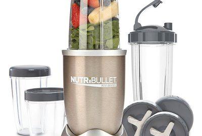 NUTRIBULLET VS NINJA MASTER PREP