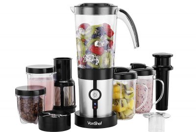 VONSHEF 4 IN 1 BLENDER REVIEW