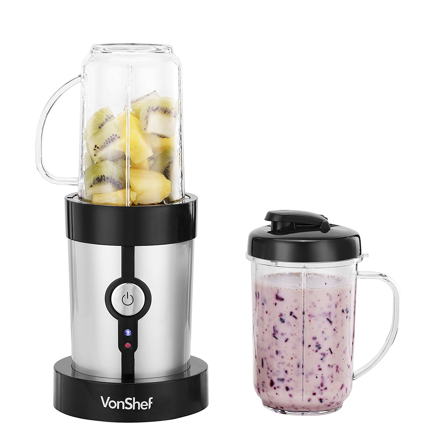 vonshef 4 in 1 blender review does it blend cheap smoothie blenders. Black Bedroom Furniture Sets. Home Design Ideas